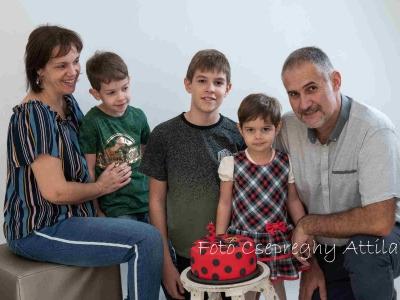 Szíjártó család